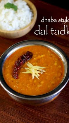 dhaba style dal tadka recipe, dal fry tadka dhaba style with step by step photo/video. lentil soup, unique to the road side restaurants of punjab cuisine. Makhani Recipes, Paratha Recipes, Paneer Recipes, Urad Dal Recipes, Jain Recipes, Sambhar Recipe, Chaat Recipe, Daal Recipe Indian, Gourmet