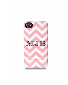 Embrace new titles with initials of your name on custom iPhone cases. They add a classy flair! | Shutterfly.com