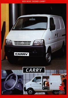 https://flic.kr/p/H1Dwxd   Suzuki Carry, der neue; 1999