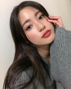 korean makeup 9 Ideen Make-up asiatische natrliche 3 The Beauty Produkte Asian Makeup Looks, Korean Natural Makeup, Korean Makeup Look, Korean Makeup Tips, Korean Makeup Tutorials, Natural Makeup Looks, Make Up Looks, Make Up Tutorial Contouring, Eye Makeup