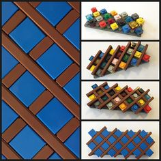 661 vind-ik-leuks, 37 reacties - James (@brickbard) op Instagram: 'Trying out a new (to me) LEGO flooring technique. Pretty cool.  #lego #legomoc #moc #legotips…'