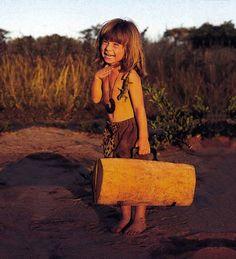 Типпи Дегре. Девочка-Маугли в Африке. Фото