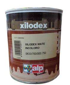 Comprarpintura.es: Xilodex incoloro mate es un sistema protector y decorativo de la madera que resalta su belleza natural y la protege de la humedad, insectos xilófagos y hongos. No se cuartea ni forma escamas.