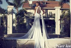 Nurit Hen 2014 wedding gown. Available world wide..  Contact   nurithenofficial@gmail.com   www.nurit-hen.com    #wedding   #weddinggown  #weddingown  #bride  #fashion  #dress  #weddingdress  #love #engaged ##fashion #weddinggown #weddinginspiration #nurithen #gown #weddingdress