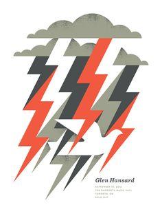 GigPosters.com - Glen Hansard