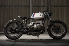 BMW R100 Bobber #58 Cafe Racer Dreams
