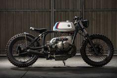 BMW R100 Bobber #58 – Cafe Racer Dreams