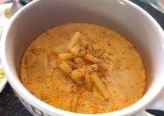 Tejfölös zöldbableves   Gourmet👑👩🍳 receptje - Cookpad receptek Hummus, Ethnic Recipes, Food, Essen, Meals, Yemek, Eten