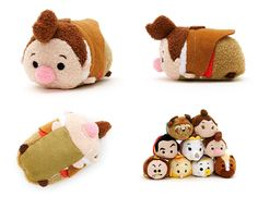 Mini Lefou Tsum Tsum (from Beauty and the Beast)
