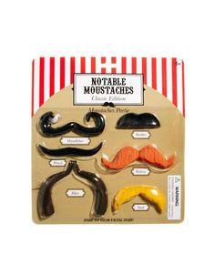 Gifts   Temporary Facial Hair Moustache at ASOS