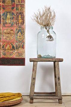 Hocker aus Asien http://boheme-living.com/furniture/hocker-und-schemel.html