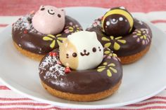 Oh My Gosh, Japan's Animal Donuts Are Too Cute