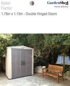 keter garden shed 2 year warranty maintenance free too easy - Garden Sheds Australia