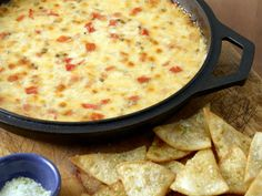 Jalapeno Queso Fundido Recipe : Food Network Kitchens : Food Network - FoodNetwork.com