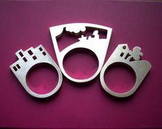 Rings by Anna Nemesi