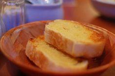 Garlic Toast, I Think So!