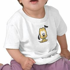 Mickey  Friends Pluto Drawing T-shirts $14.95