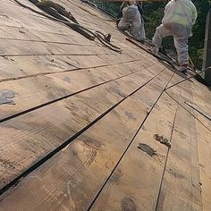 Asbestos Roof Abatement Syracuseny Baldwinsvilleny Roofing Asbestostesting Asbestosabatement