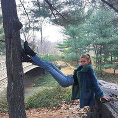 """Stella Maxwell - """"Stairs are really good. I do a lot of yoga, but totally, when…"""