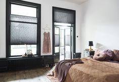 Ook geschikt voor op deuren. #plissé #raamdecoratie #slaapkamer #bece #inspiratie