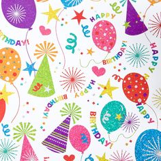 balloon wrapping paper - Google Search