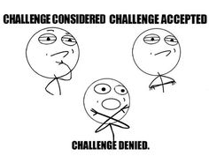 Challenge accepted series