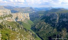 Adventures in the Gorges du Verdon, the Grand Canyon of Provence