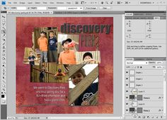 Tutorial: How to Save Layouts for the Web in Photoshop