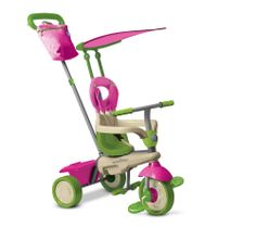 Smart Trike Vanilla 4-in-1 Tricycle - Pink  sc 1 st  Pinterest & Smart Trike Recliner Purple with Toy Bar | ToysRUs - Australia\u0027s ... islam-shia.org