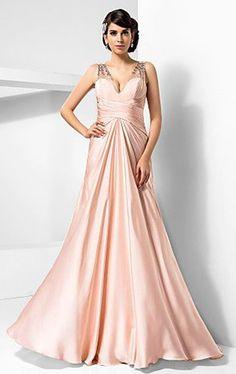 Brilliant Blush Gown