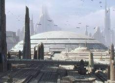 Star Wars - Republic Executive Building