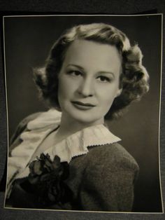 Shirley Booth... *Star on Hollywood Walk of Fame for Motion Pictures, 6850 Hollywood Blvd.