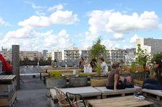 Les 50 meilleures terrasses de bar à Paris