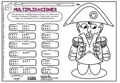 80 Best Basic Multiplication and Division Facts Color By