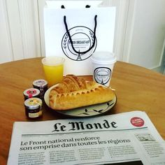 Paris Breakfast - DR Melle Bon Plan