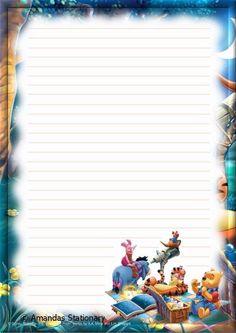 Briefpapier - Disney
