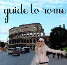 the.well.traveled.wife: guide to rome in 3 days