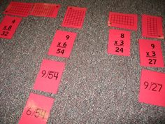 4 th grade math centers Do with fractions percentages and decimals