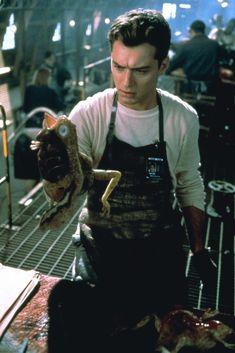 Jude Law- eXistenZ -(1999) David Cronenberg