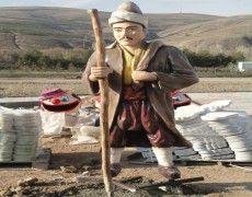 Yunus Emre Statue
