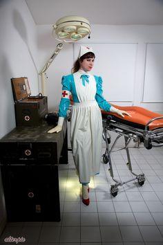 Lesbische Krankenschwestern