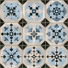 VIVES Azulejos y Gres - Floor tiles gres ceramic heritage effect tiles World parks Floor Ceiling, Wall And Floor Tiles, Parks, Wall Tile Adhesive, Style Ancien, Small Tiles, Floor Patterns, Architectural Elements, Scrappy Quilts