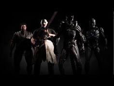Nuevos personajes para Mortal Kombat X llegarán en 2016