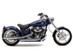 Motocyklowy tłumik Slip-on Mufflers / COBRA 6003 Harley Davidson, Slip On