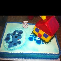 Blues clues! Sammy would love this!!!!!