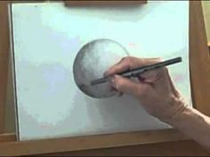▶ Drawing With Pencil - A Shading Exercise - YouTube