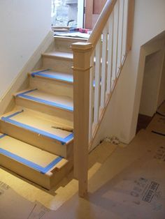 Best Removable Stair Rail That Was Finished Nailed At The Top 400 x 300