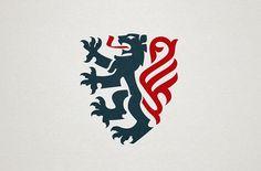 Animal logos on behance griffin logo, lion logo, art logo, icon design Icon Design, Brand Identity Design, Branding Design, Typography Logo, Logo Branding, Corporate Branding, Griffin Logo, Logo Luxury, Logo Minimalista