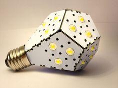 NanoLight – The World's Most Energy Efficient (and Stylish) Lightbulb