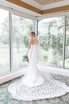 Wedding Veil, Wedding Dresses, Bespoke, Fashion, Bride Dresses, Taylormade, Moda, Bridal Gowns, Fashion Styles